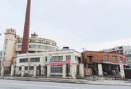RBI намерена начать реконструкцию здания Левашовского хлебозавода