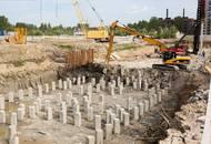 В III очереди ЖК «4YOU» начались работы по заливке фундамента
