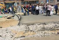 В Мурино демонтируют самовольно возведённую дорогу, чтобы через три года построить новую