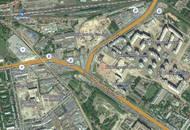 Власти планируют построить транспортную развязку в 30 метрах от жилого дома в Калининском районе