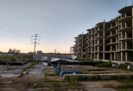 Дольщики ЖК «Восточный» пикетируют администрацию города Лобня