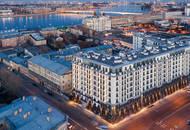 Введён в эксплуатацию жилой комплекс в Центральном районе