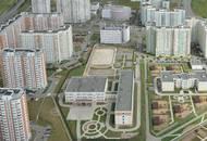 С начала года жилфонд Новой Москвы увеличился на двести тысяч квадратных метров