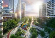 В Москве началось благоустройство концептуального парка на 60 гектар