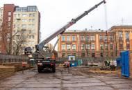 Чиновники обвинили петербургского застройщика в уничтожении жилого дома