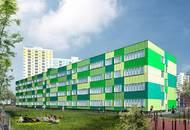 Крупную школу в западном районе Москвы сдадут до конца года