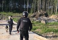 Стройплощадку на западе Москвы оцепили саперы