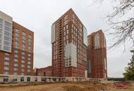 В промзоне «Грайвороново» достроили еще четыре жилые новостройки