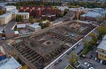 Пресвятой бетон: основание нового ЖК «Ботаника» заложили под молебен