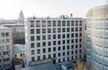 В центре Москвы сдали апарт-комплекс премиум-класса