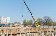 В Приморском районе началось строительство нового детсада