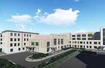 Крупнейшую в Коломне школу откроют в 2021 году