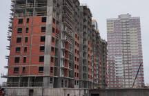 В Невском районе с опережением в три месяца достроили дом
