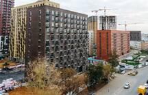 Только в трёх округах столицы не выросли цены на квартиры