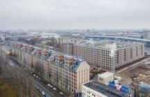 В Петроградском районе сдан ЖК «Петровский Квартал на воде»