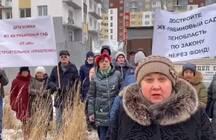 Дольщики долгостроя в Ленобласти молят Путина достроить их дома