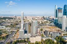 За год в центре Москвы сдали более миллиона «квадратов» недвижимости