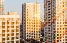 Количество квартир среднего класса в Москве снижается. В некоторых районах почти на 20%