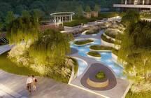 Компания «Донстрой» утвердила проект ландшафтного дизайна ЖК «Река»