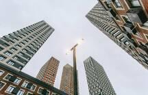 У московского кладбища сдали новостройки высотой почти в 40 этажей