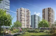 Старт продаж трех новых домов в комплексах «Группы ЛСР»