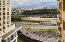 Новичок-застройщик построит пять жилых башен у метро «Беговая»