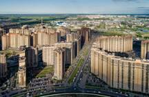 В июне в Петербурге сдали в два раза больше жилья, чем годом ранее