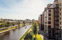 Петербург опередил Москву по объему строящегося жилья на человека