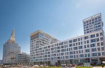 В Петербурге за месяц рекордно упало количество строящихся жилых «квадратов»