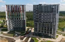 В ЖК «Новая звезда» в ТиНАО достроили новый корпус. Последние три дома в проекте сдадутся с задержкой на год