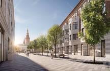 Почти четверть предложений на рынке элитной недвижимости Москвы предлагается в реконструируемых домах
