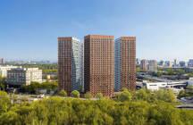 На Волоколамском шоссе построят три корпуса с апартаментами