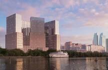 В Хорошёво-Мневниках на берегу Москвы-реки построят новый ЖК на две тысячи квартир