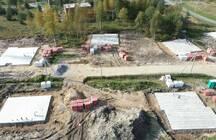 В трёх посёлках компании «ФАКТ.» начали строительство новых очередей