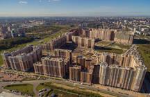 Половина жилья в России строится по эскроу-счетам. Петербург пока в аутсайдерах