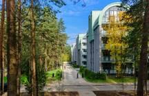 RBI завершил реконструкцию зданий бывшего «Сестрорецкого курорта». У Финского залива появились три корпуса с апартаментами
