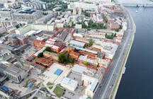 В центре Петербурга на месте бывшего ликероводочного завода может появится жилой комплекс бизнес-класса