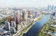 На берегу Москвы-реки построят масштабный жилой комплекс за 90 миллиардов рублей