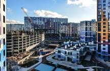 Первичному рынку жилья в Петербурге обвал не угрожает