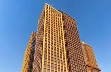 Рядом с Петровским парком сдали три дома на 1220 квартир