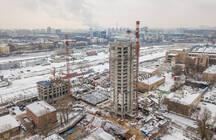 У метро «Серпуховская» возведут четыре новостройки высотой до 42 этажей