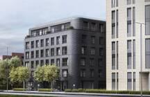 В столичных Хамовниках появился новый комплекс с апартаментами