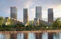 В бывшей промзоне возведут 28-этажные жилые высотки с видом на Москва-реку