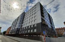 На территории бывшей фабрики в Петербурге построили жилой комплекс за миллиард рублей