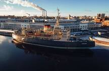 Градсовет оценит проект от Setl Group у ледокола «Красин»