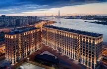 Вечерний Novostroy.su: через Неву построят новый мост, на Октябрьской набережной разворачивается крупная стройка жилья, в России появится новый тип недвижимости