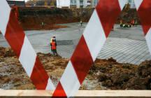 Эксперт рассказал, что спасло от кризисной «заморозки» почти 60% строек