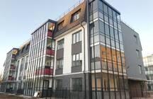 В Павловске построили малоэтажный жилой комплекс