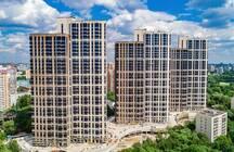 На севере Москвы достроили высотный жилой комплекс