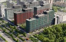 В Приморском районе появится концепт-квартал из 13 новостроек